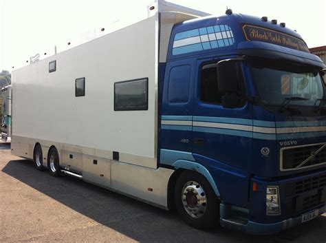 volvo truck ads race transports ads vehicle conversions