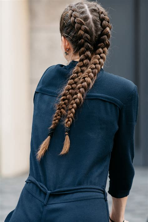 plaits with weave double french plaits boxer braids plaits and copenhagen