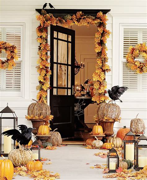 how to decorate your home for fall decorate your entry for fall deborahwoodmurphy