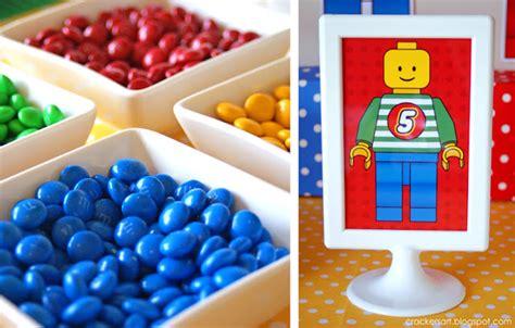 lego themed birthday party kara s party ideas lego themed 5th birthday party