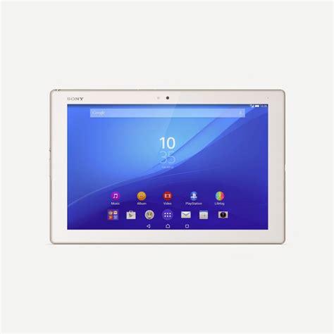 Sony Xperia Z4 Tablet Wifi sony xperia z4 wifi tablet vit hemelektronik cdon