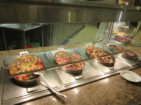 breakfast items picture of the monte carlo buffet las