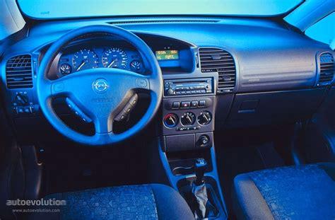 opel zafira 2003 interior opel zafira 1999 2000 2001 2002 2003 autoevolution