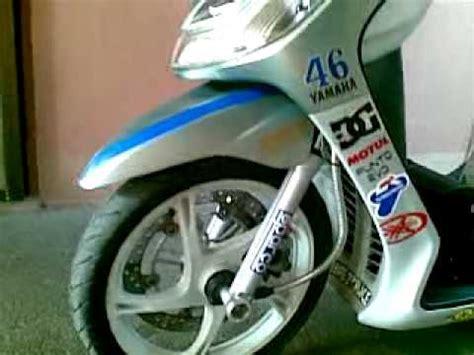 Mio Sporty Sticker Set Up