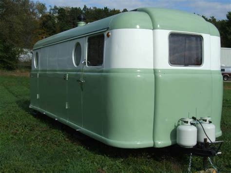 vintage trailers for sale 1949 palace royale