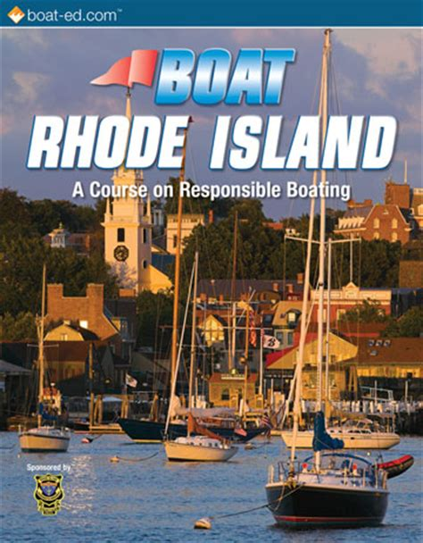 boating license ri rhode island s official boating safety course and online