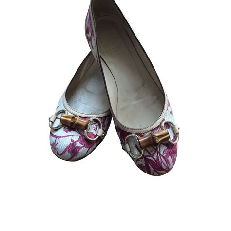 gucci shoes flats gucci ballet flats ballet flats leather other ref 6859
