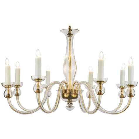 Vintage Murano Chandelier Vintage Murano Glass Chandelier For Sale At 1stdibs