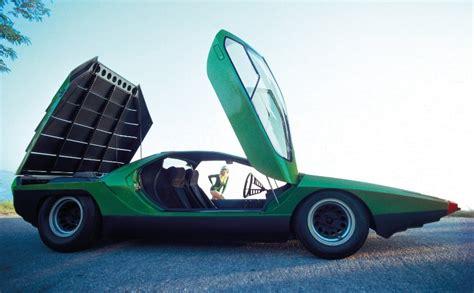 alfa romeo carabo for sale bildband quot 70s concept cars quot die neuerfindung des autos in keilform bild 10 spiegel