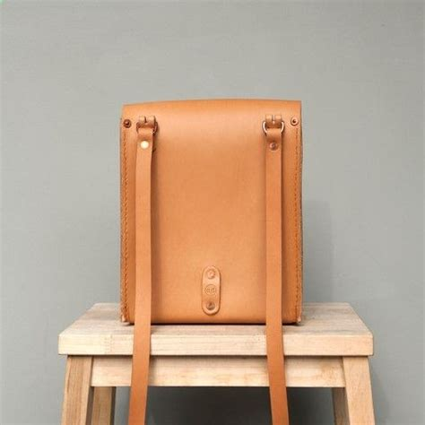 Handmade In Uk - alfie douglas alfie six small backpack