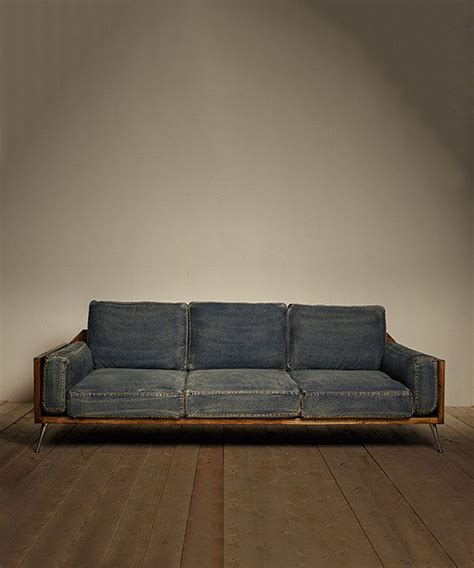 jeans couch 25 best ideas about denim sofa on pinterest bench jeans
