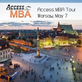 Mba Tour by Access Mba Tour