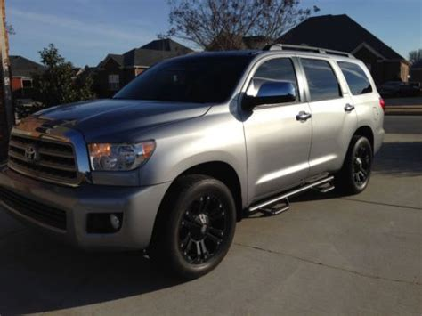 2008 toyota sequoia limited buy used 2008 toyota sequoia limited sport utility 4 door