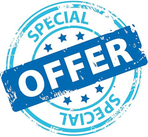special offer special offers taymor