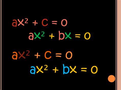 imagenes ecuaciones matematicas como resolver ecuaciones de segundo grado matematicas