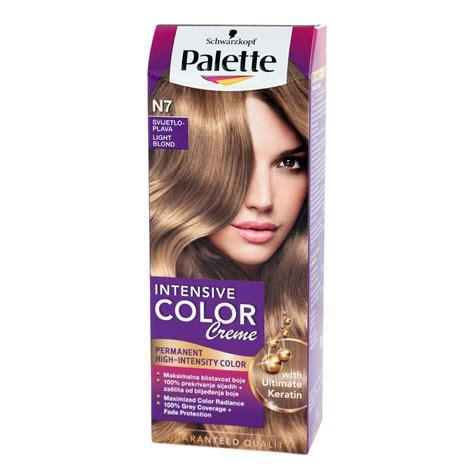 palette boji za kosa katalog palette farbe za kosu