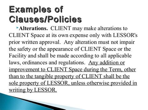 majeure clause template creating effective policies procedures for your incubator