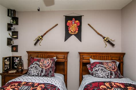 harry potter themed bedroom disney at windsor hills rent a dream vacation pool home