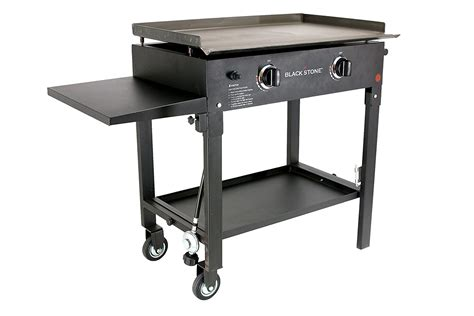 28 Quot Outdoor Gas Griddle Grill Station Propane Bbq C Yard Patio New Free Ship Ebay