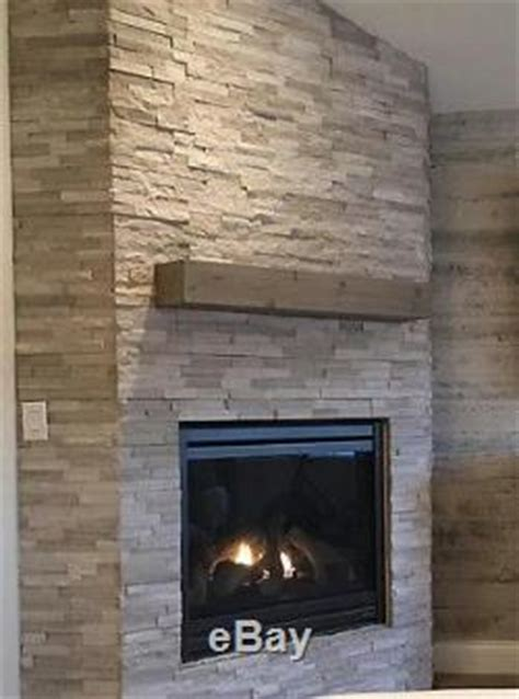handmade rustic distressed wood fireplace mantel easy