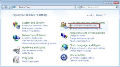 windows 7 reset password administrator account image gallery windows 7 administrator