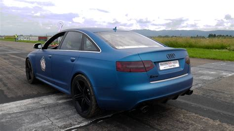 Audi Rs6 Youtube by Loud Straight Piped Audi Rs6 C6 V10 Youtube