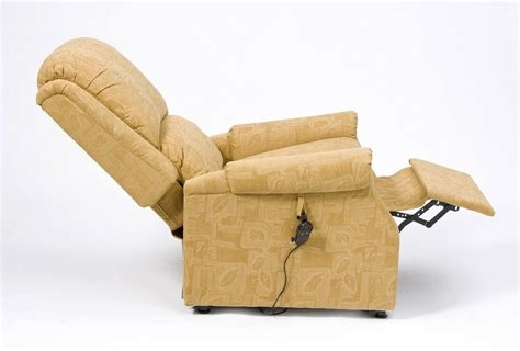 full reclining chair chicago rise recliner chair rembrandt fabric