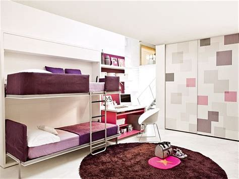 bunk beds for girls with desk bunk beds with desk for girls myideasbedroom com