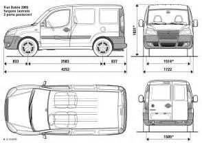Fiat Doblo Size Italiaspeed