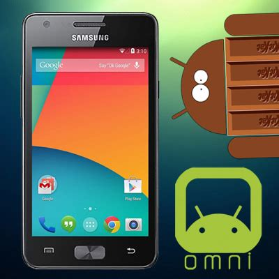 r android android 4 4 2 kitkat for samsung galaxy r i9103
