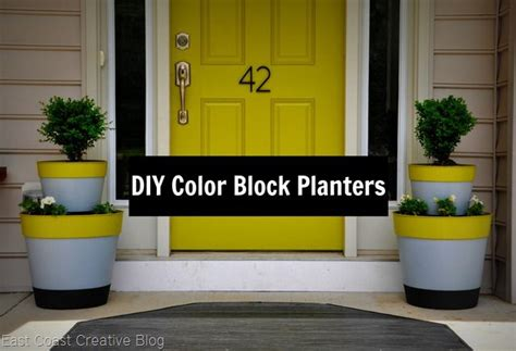 Painting Plastic Planters by Painting Plastic Planters