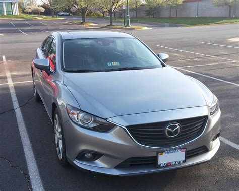 mazda i grand touring 2014 mazda mazda6 i grand touring for sale cargurus