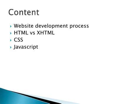 video tutoriel xhtml css y javascript css xhtml javascript