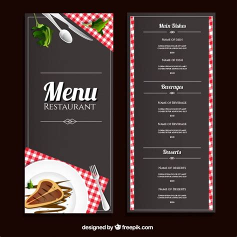 40 Restaurant Templates Suitable For Professional Business Free Psd Templates Restaurant Menu Design Templates