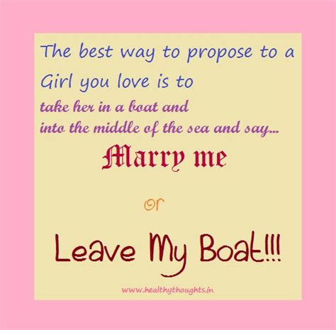 7 Worst Ways To Propose To A by Propose Day Images Quotes For Quotesgram