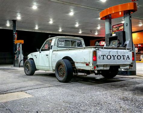widebody toyota truck 1977 toyota receives turbocharged ls1 v8 and crown