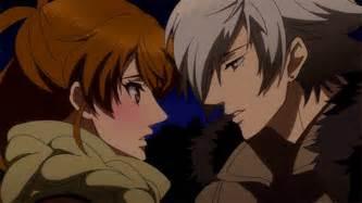 Yui x ayato anime kiss scene anime anime kiss diabolik lovers