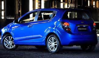 chevrolet sonic official photos and info chevrolet sonic