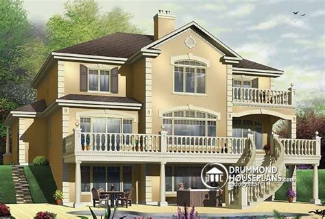 unlimited home plans plan of the week quot unlimited luxury quot drummond house