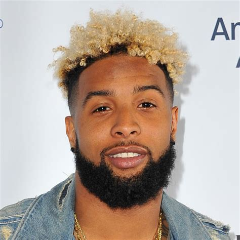 Odell Beckham Jr. Haircut   Men's Hairstyles   Haircuts 2018