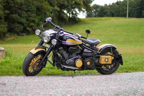 Yamaha Motorrad Günstig Kaufen by Motorrad Yamaha Xv 1900 Midnight Bestes Angebot