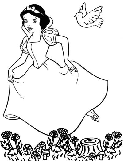 snow princess coloring pages disney princess coloring pages to girls snow princess