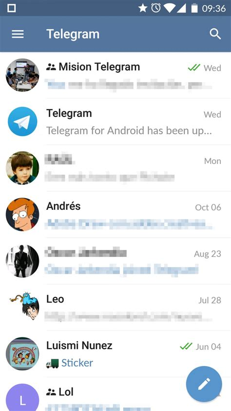 telegram android telegram android apk v4 4 1 indir