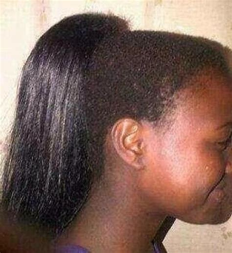 hair weave styles 2013 no edges idee coiffure nappy postiche paperblog