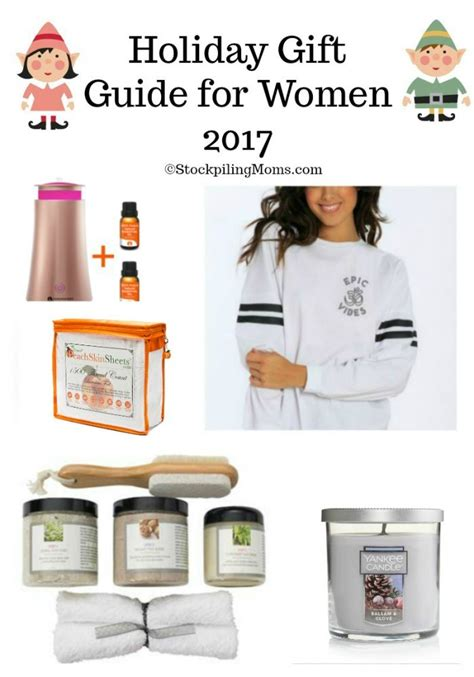gift guide for women holiday gift guide for women 2017