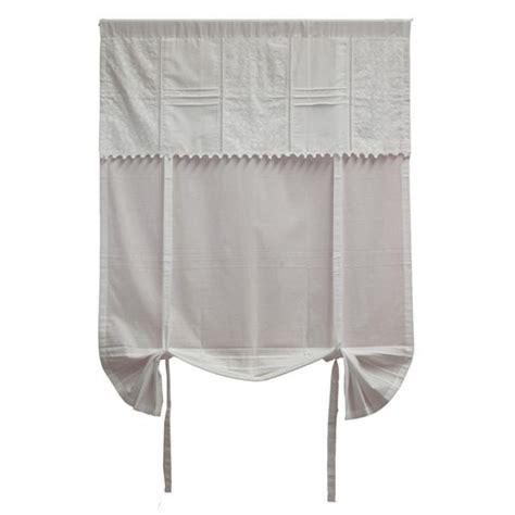 vorhang weiß baumwolle vorhang gardine spitzen romantik die feenscheune