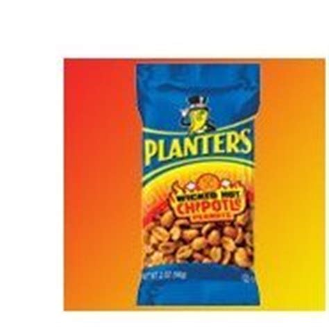 planters chipotle peanuts new chipotle peanuts from planters snacks products united states new