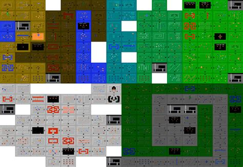 legend of zelda dungeon maps second quest why nintendo e3 you are an asshole ign boards