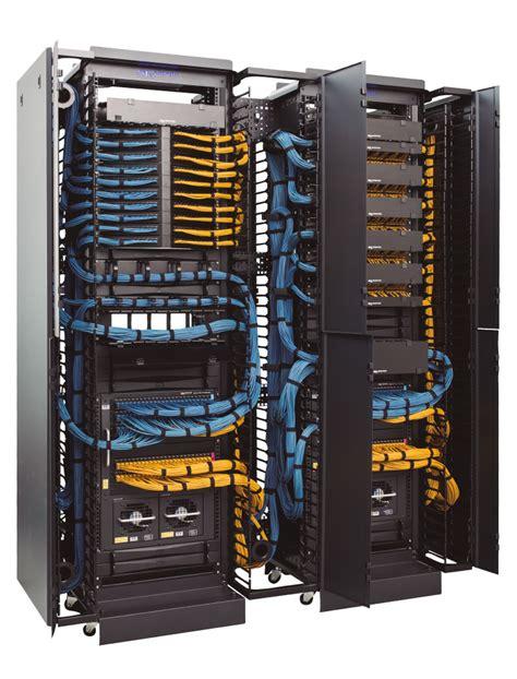 Datacenter Rack Management by Cable Management Saifor