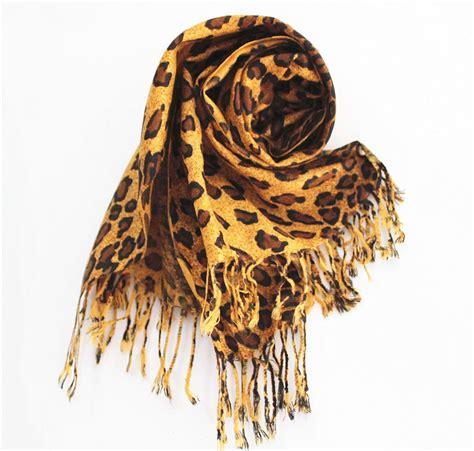 Pashmina Anima new animal print pashmina shawl scarf wrap ebay